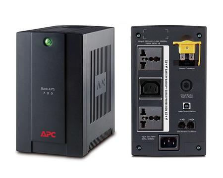 APC Back-UPS BX700U-MS