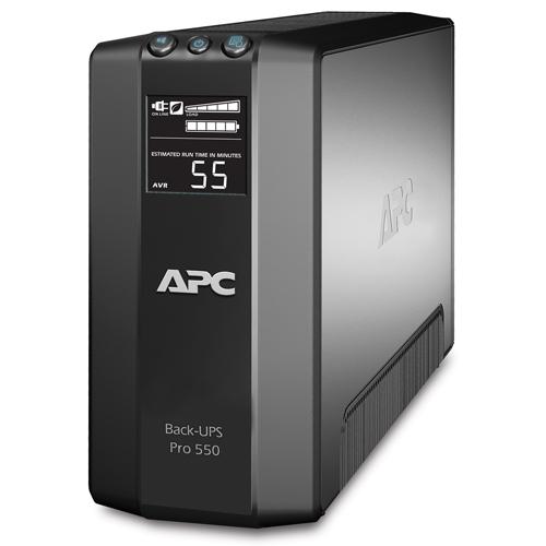 APC BR550GI UPS 550VA Front View