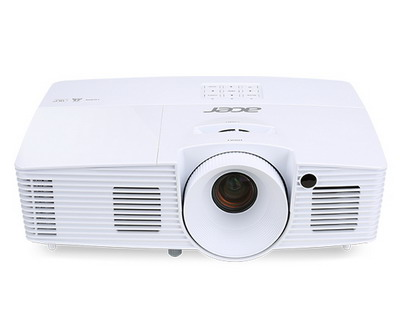 Acer X115H DLP Projector SVGA 800x600 / 3300 ANSI Lumens / Contr
