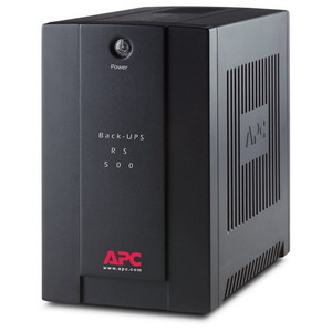 APC BR500CI-AS Back UPS RS 500VA