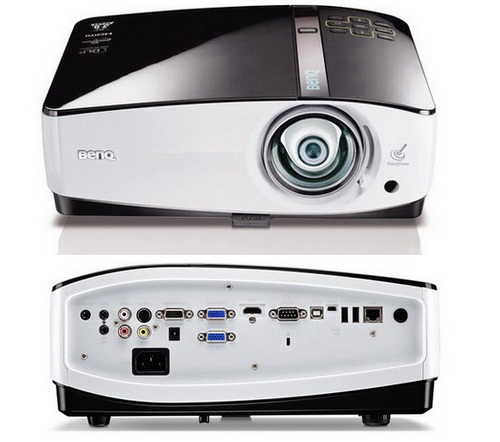 BenQ MP780 ST DLP Projector