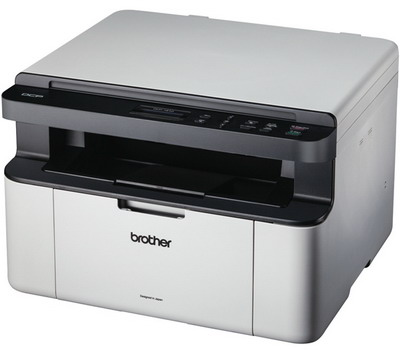 Brother DCP-1610W Mono Laser Multi-Function Printer / Print-Copy