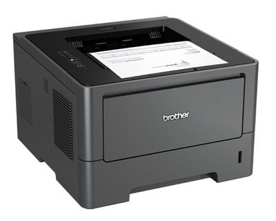 Brother HL-5450DN High Speed Office Mono Laser Printer / 38 ppm