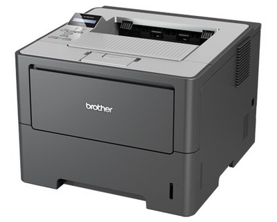 Brother HL-6180DW High Speed Workgroup Mono Laser Printer / 40 p
