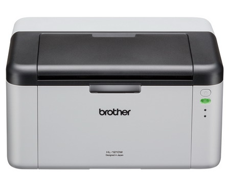 Brother HL-1210W Compact Monochrome Laser Printer with Wireless