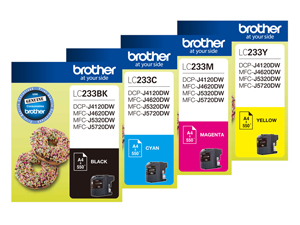 Brother Genuine Ink Cartridge