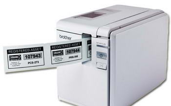 Brother PT-9700PC Desktop Label Printer / Barcode Printer With P