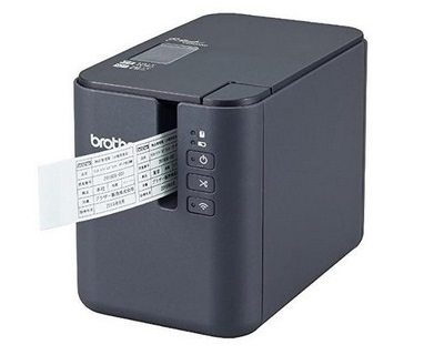 Brother PT-P950NW Networked Desktop Label Printer