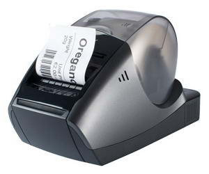 Brother QL-580N Professional Label Printer with Built-in Network