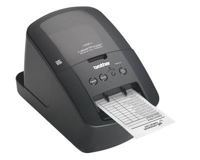 Brother QL-720NW Desktop Label Printer