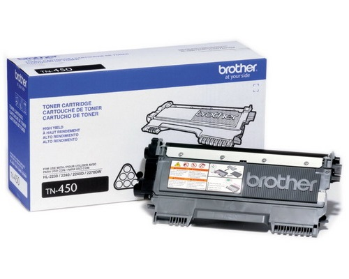 Brother Genuine Toner Cartridge