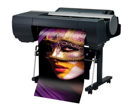 "Canon imagePROGRAF iPF6410 A1 Size 24"" Large Format Printer"