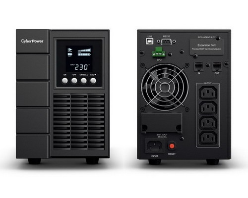 [OLS1000E] CyberPower 1000VA (900Watts) Online Double-Conversion