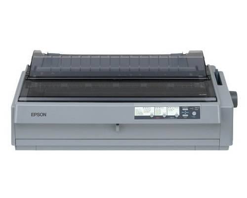 Epson LQ-2190 Impact Dot Matrix Printer 24 Pin Wide Carriage 1 O