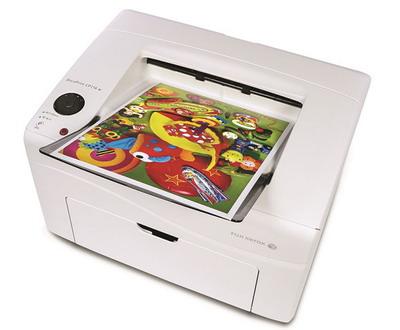 Fuji Xerox DocuPrint CP115w / CP116w
