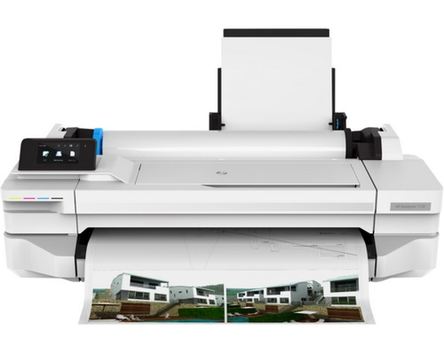 HP DesignJet T130 24-in Wide Format Printer