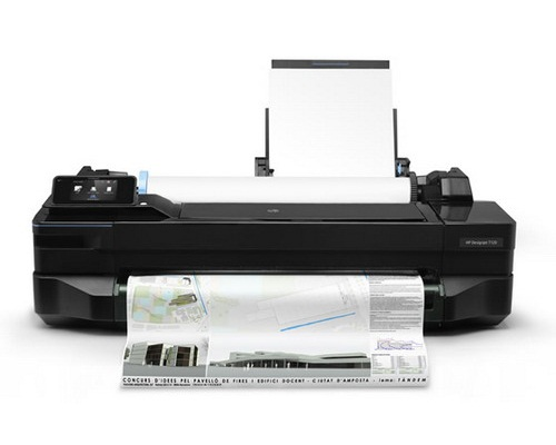 HP Designjet T120 24-in Wide Format ePrinter (CQ891A) / Print sp
