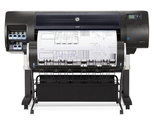 HP Designjet T7200 42-in Production Printer (F2L46A) / Print Spe
