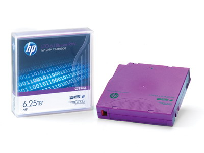 HP LTO-6 Ultrium Tape Backup Cartridge