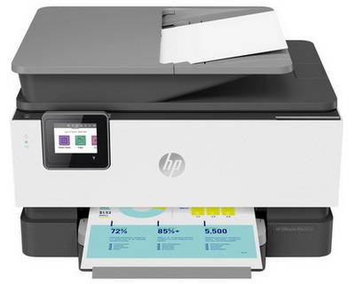 [1MR73D] HP OfficeJet Pro 9020 All-in-One Printer