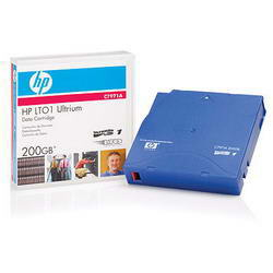 HP LTO-1 Ultrium Tape Backup Cartridge