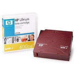 HP LTO-2 Ultrium Tape Backup Cartridge
