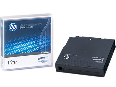 HP LTO-7 Ultrium Tape Backup Cartridge