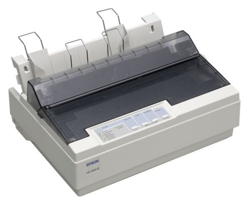 Epson LQ-300+II Impact (dot matrix) Printer 9 Pin Narrow 80 colu