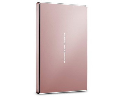 LaCie Porsche Design Mobile Drive 2TB Rose Gold (STFD2000406)