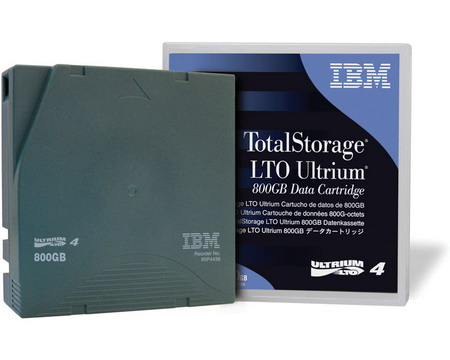Lenovo LTO-4 Data Cartridge