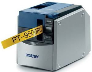 Brother PT9500PC Label Printer With PC Connection TZ-Tape
