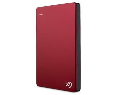 Seagate Backup Plus Slim Red