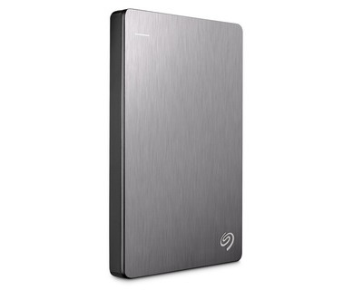 Seagate Backup Plus Slim Silver