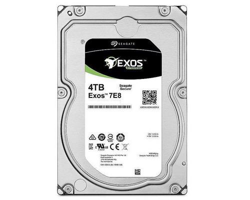 Seagate Exos 7E8 4TB