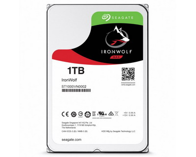Seagate IronWolf NAS HDD 1TB