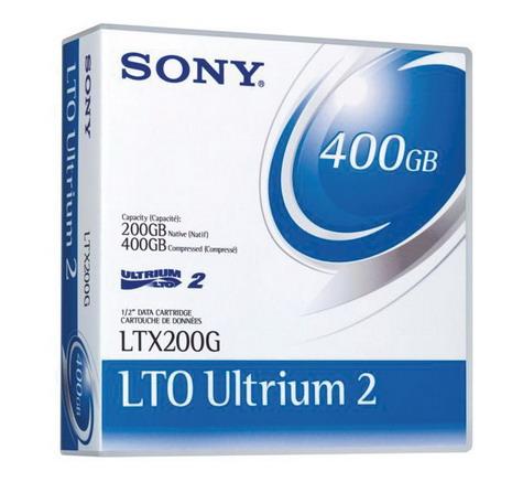 Sony LTO-2