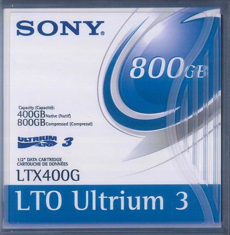Sony LTO-3