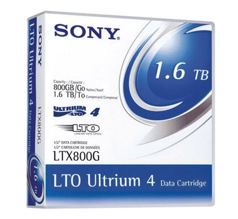 Sony LTO-4