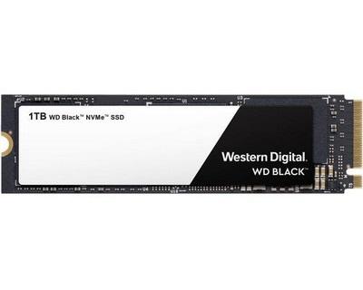 WD Black NVMe SSD 1TB
