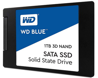WD Blue 2.5-inch SATA SSD 1TB