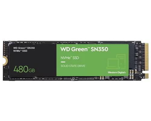 WD Green SN350 M.2 PCIe 480GB