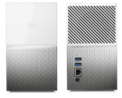 WD My Cloud Home Duo 12TB (WDBMUT0120JWT)