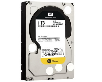 WD Re HDD 1TB