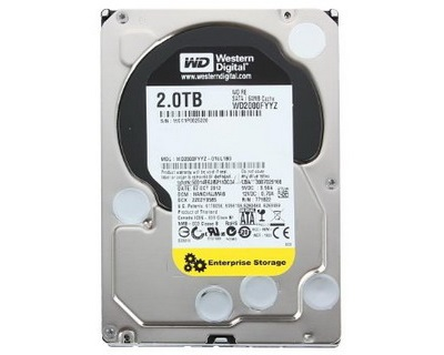 WD Re HDD 2TB