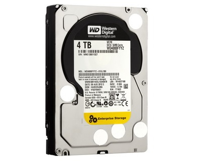 WD Re HDD 4TB