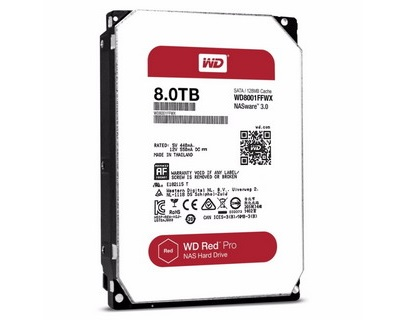 WD Red Pro 8TB