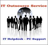 IT Outsource Service - IT Helpdesk - PC Support