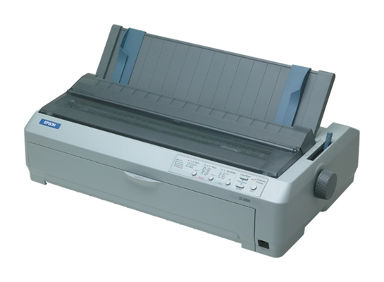 Epson LQ-2090 Impact (dot matrix) Printer 24 Pin Wide 136 column